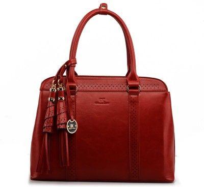 Diana Korr Hand-held Bag Red-6 - Price in India #HandBags