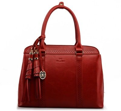 Diana Korr Hand-held Bag Red-6 - Price in India #HandBags
