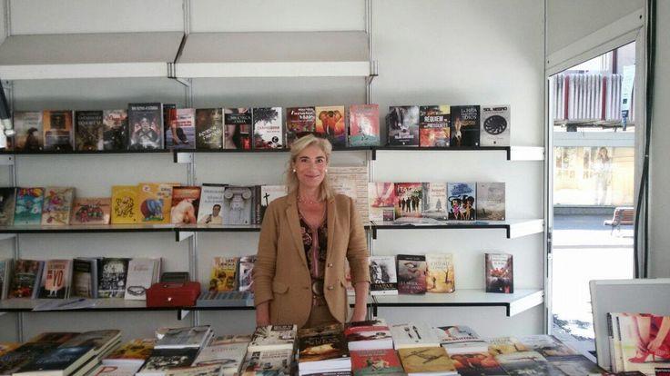 ignaciorosales.com: Álter ego en la XXXIV Feria del Libro de Granada