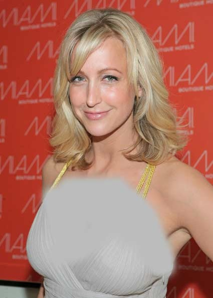 Lara Spencer - hair cut