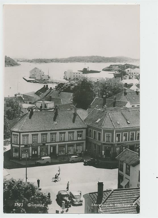 Grimstad Aust-Agder fylke