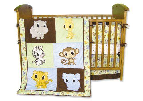 Trend Lab 4 Piece Crib Bedding Set, Chibi Trend Lab http://www.amazon.com/dp/B002R4R8LQ/ref=cm_sw_r_pi_dp_siZVtb0QDGSWFEMD