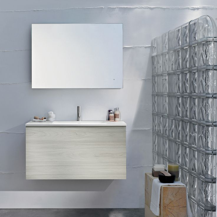 refresh any modern bathroom with grey tones of seta available in 51 furniture bathrooms