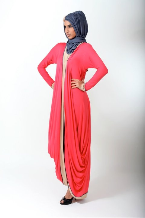myazfashionspot: Rabia Z - a talented fashion muslimah designer!