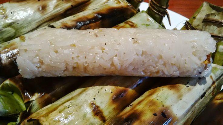 Lalampa Kudapan Lezat Khas Manado - Kuliner Manado