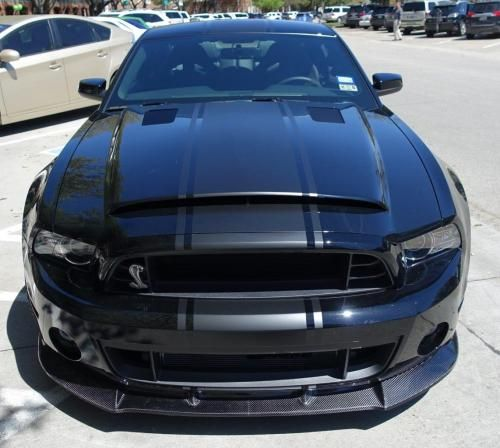 2014 GT500 Super Snake - ONLY 320 MILES! For Sale www.classicmustang.com
