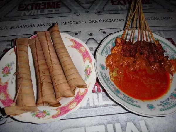 Sate Bulayak, Mataram, Lombok