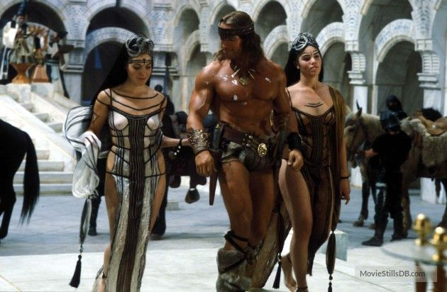 Discussion Of Conan 1982 & 84 Cut Scenes  99f9083210f9b296969a55e41c384c17
