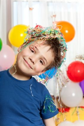 """Zwariowane urodziny """"na opak"""""""