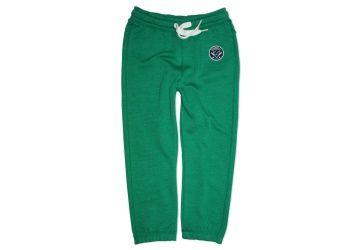 Chłopięce Spodnie Dresowe Zielone Nativo B-TRK-003-B