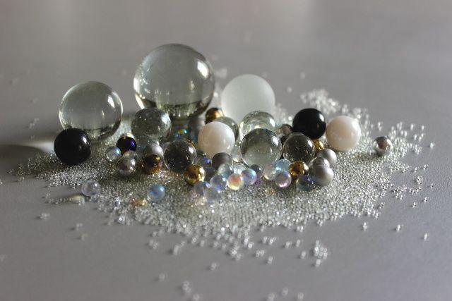 Kuličky pro technické a dekorační  účely 1,0 mm - 40 mm