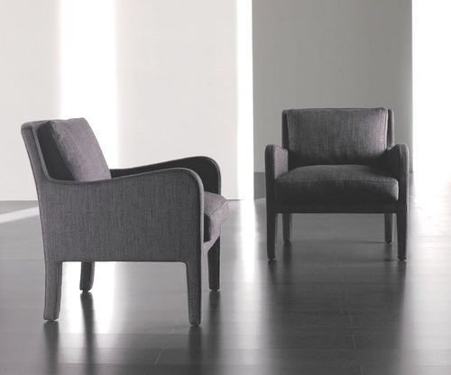 Captivating Contemporary Armchair FOSTER SOFT MERIDIANI