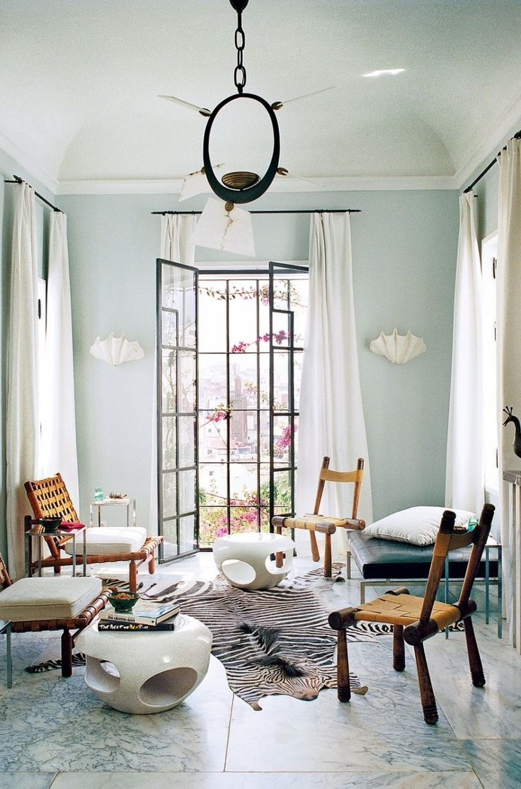 40 Of The Most Beautiful Living Rooms In Vogue