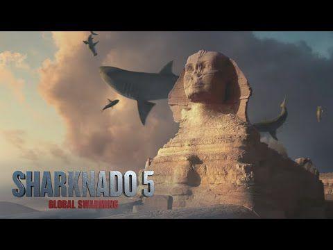 SHARKNADO 5 | (August  2017) Teaser Trailer - Sharknado goes international this Summer in Sharknado 5: Global Swarming. Coming to SYFY August 6. | SYFY