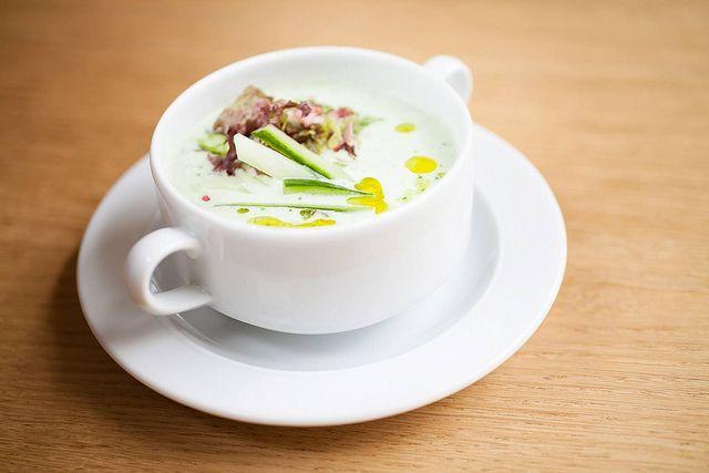 Fresh polévka www.bistrofranz.cz