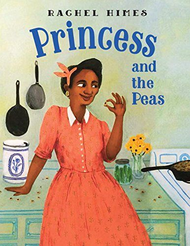 Princess and the Peas by Rachel Himes (A Book Review)