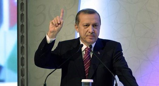 Turkey's President Recep Tayyip Erdogan is sounding more like a Caliph every day. He is calling for Muslim unity against the west. Why is Turkey still part of NATO?