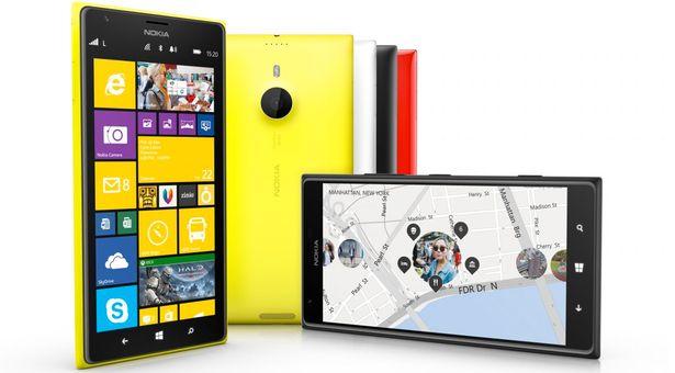 Nokia a lansat modelul Lumia 1520 PureView
