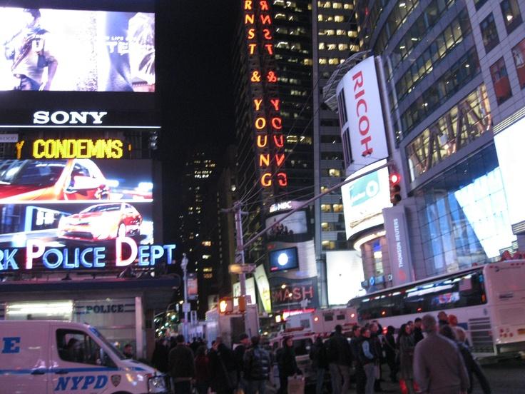 Times Square, Manhattan, NYC!