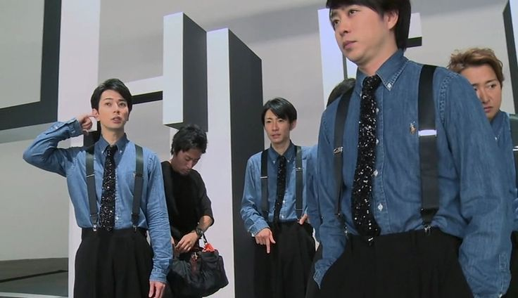 """#IDthelook #嵐 is wearing Ralph Lauren shirts for their Now or Never PV https://t.co/2400pMx2MhポロラルフローレンPONYDENIMSHIRTSI-785.html?sort=p.model&order=DESC"""