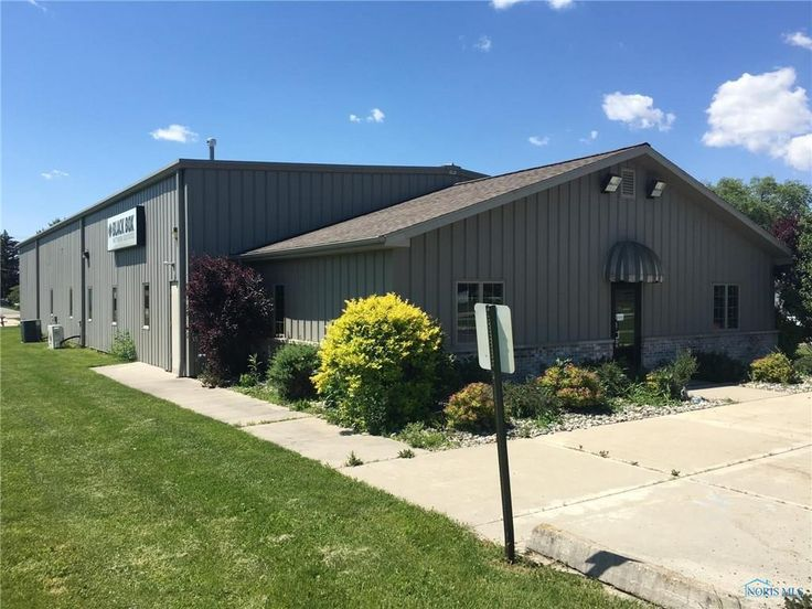 GREAT OPPORTUNITY TO PURCHASE A FREE STANDING BUILDING WITH MULTIPLE USES. CURRENTLY IS SET UP FOR PROFESSIONAL OFFICES WITH 12 OFFICES, 8 CUBICLES AND 3 RESTROOMS. THE BUILDING ALSO HAS RECEPTION AREA, BREAK ROOM, CONFERENCE ROOM AND WAREHOUSE AREA. AMPLE PARKING SPACES. GREAT LOCATION WITH ACCESS FROM 2 ROADS. BACK DELIVERY AREA. DRASTIC PRICE DROP!!! SET YOUR APPOINTMENT UP TODAY in Bryan OH