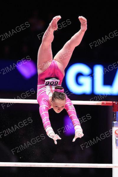 Amy Tinkler - Women's Gymnastics.