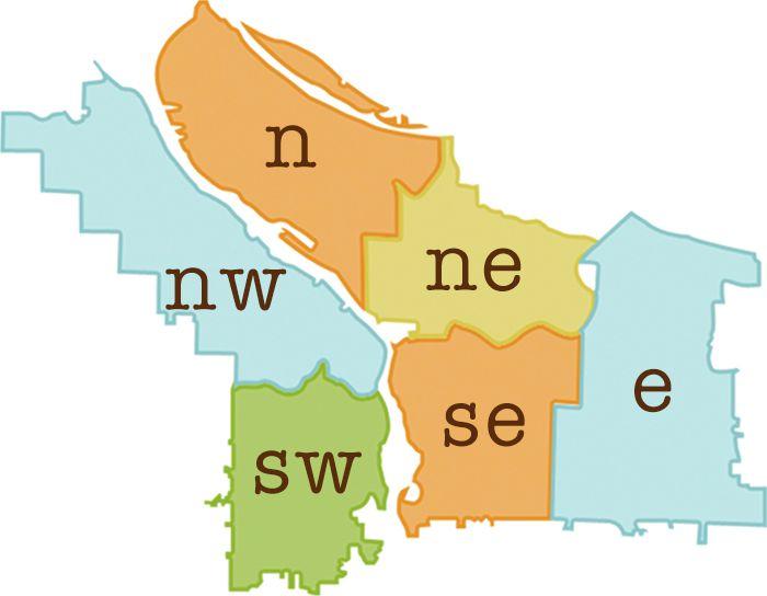 Portland Oregon Neighborhood Guide | Neighborhood Notes