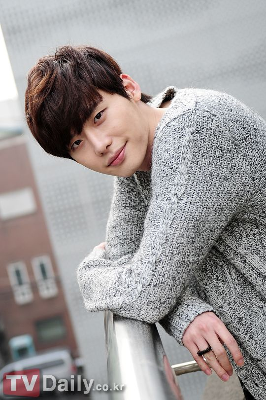 Lee Jong Suk I admit, I'm a bit of a fan. But I'm not too crazy about his recent nose job...