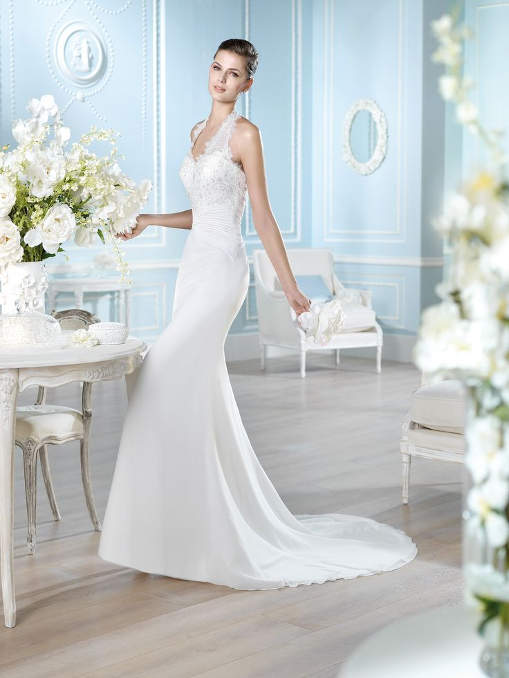 St. Patrick by Pronovias per The Woman in White, Premium Delear 2014