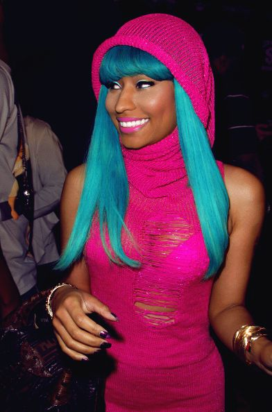 She's absolutely stunning, yall can't even lie. Barbie