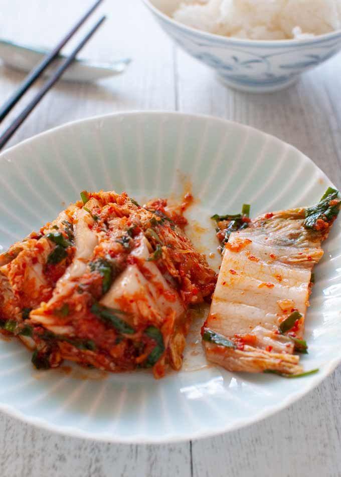 simple kimchi | recept | mattivoli | asian