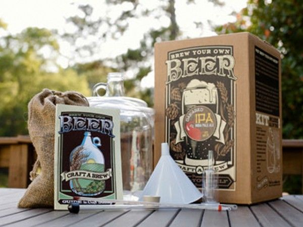 Craft a Brew - Best Beer Making Kit