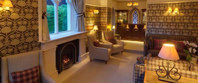 Cedar Manor Hotel & Restaurant, Windermere, Cumbria, England