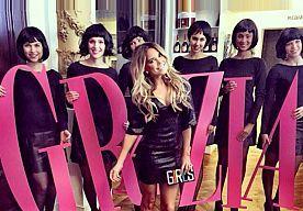 10-Dec-2014 9:10 - SYLVIE IS MEEST STIJLVOLLE VROUW VAN NEDERLAND. Hooggehakt, goed gekapt en strak in het pak verschenen de meest stijlvolle BN'ers van Nederland gisteren avond in het Vondelpark in Amsterdam. Daar werden namelijk de Grazia Awards uitgereikt. Een felbegeerde prijs onder de modebewuste beroemdheden van Nederland. Onder de genomineerde voor de Fashion Style Awards waren Lieke van Lexmond, Nicolette van Dam, Nikkie Plessen en Winonah de Jong, maar blonde beauty Sylvie Meis...