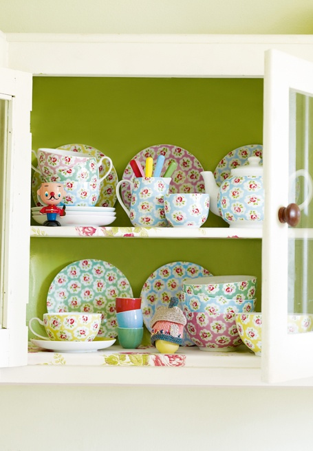 Cath Kidston floral dishes