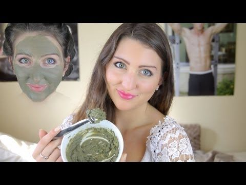 DIY Best face mask ever!! anti-acne, aging and complexion - YouTube