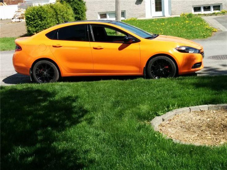 """Car - 2013 Dodge Dart rallye turbo in SAINT-HUBERT, QC  $22,000"""