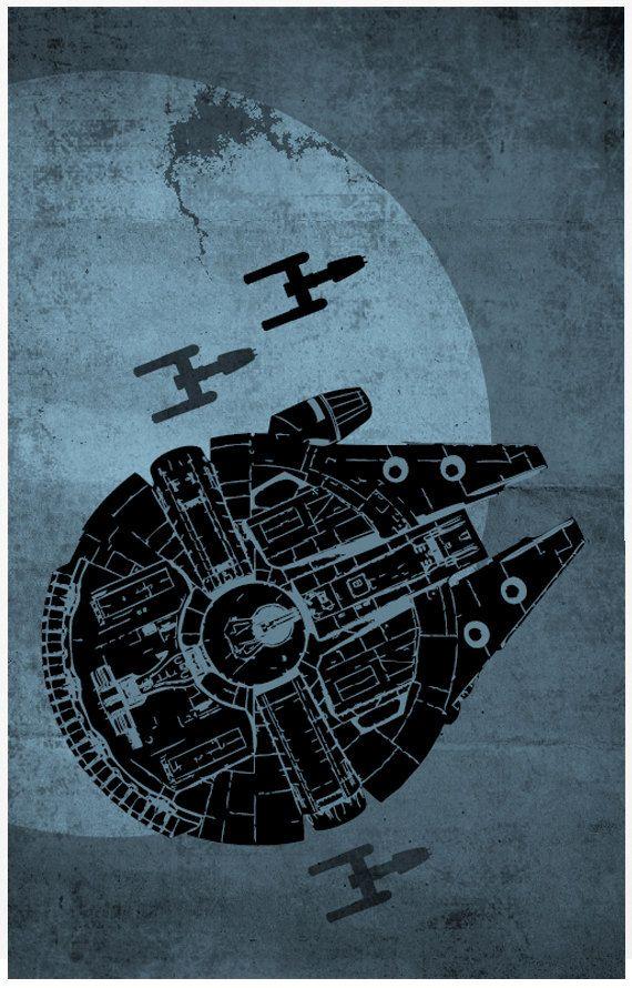 Star Wars 11 X 17 Poster Set von sanasini auf Etsy