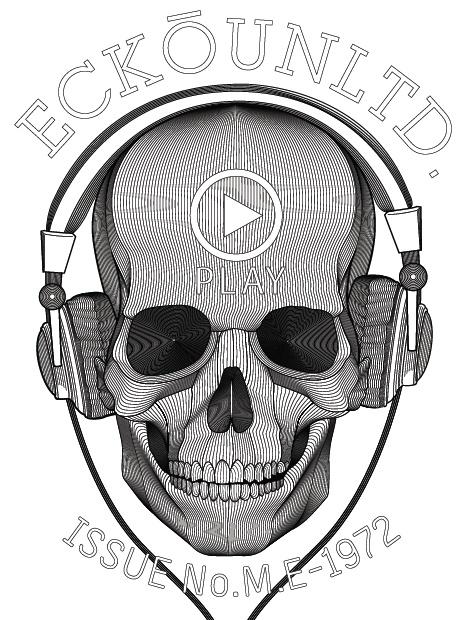 Noul tricou Ecko Unlimited Skull Soundwave - Disponibil doar pe Originals.ro - http://www.originals.ro/tricou-barbati-ecko-unlimited-soundwaves-if12-90449-p-8572.html #Skulls #Ecko