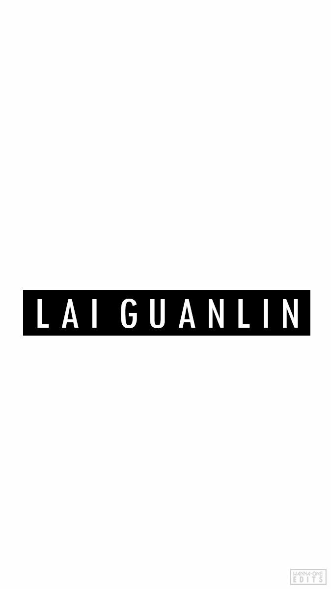 Lai Guanlin
