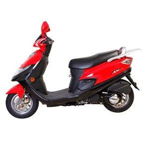 Moto Suzuki AN125HK