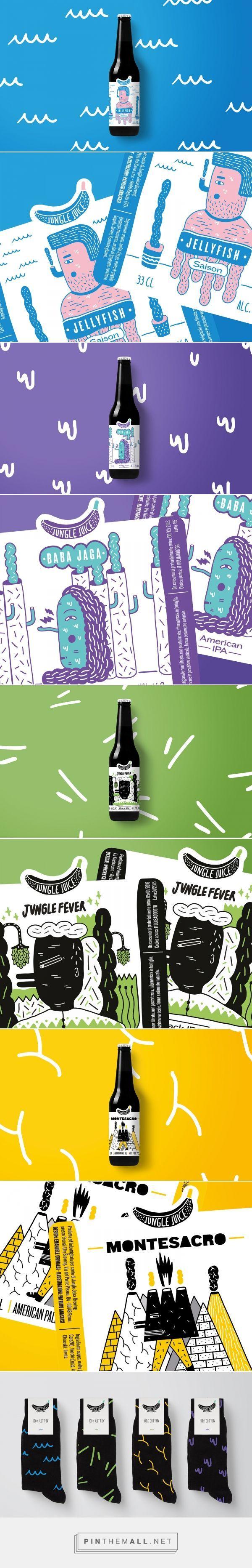 Jungle Juice by Roberta Farese, Emanuele Grimaldi, We meet Brands, Matteo Modena: