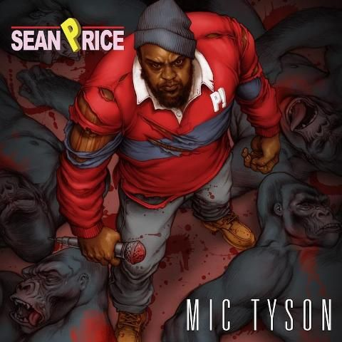 Sean Price Mic TysonCover!!! CANT WAIT! OCTOBER 30th!!!!!
