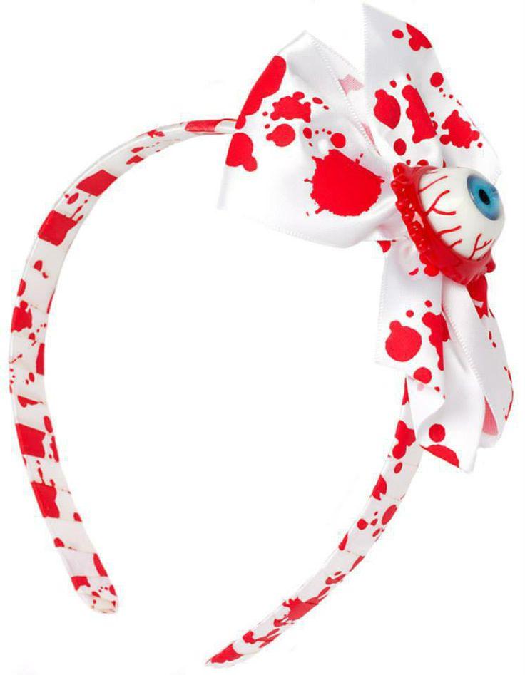 Eyeball hairband. www.ukdk.dk