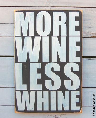 Now this sounds like good advice! LIKE if you agree!