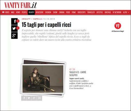 """dicono di noi... #EVOSROCKINFASHION BY @EVOS_italia SELEZIONATO DA VANITYFAIR.it – """" 15 TAGLI PER I CAPELLI RICCI """" Il segreto per domare una chioma curly? Sedurla con un taglio impeccabile,  che regoli i volumi, giochi sulle lunghezze senza però togliere quella """"ribellione"""" tipica del capello riccio.  http://www.vanityfair.it/beauty/capelli/15/10/12/taglio-capelli-corto-ricci-frangia-ciuffo"""