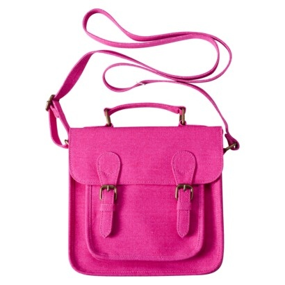 Target has cute spring handbags! This would be great for Coachella.