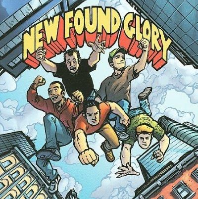 New Found Glory - Tip of The
