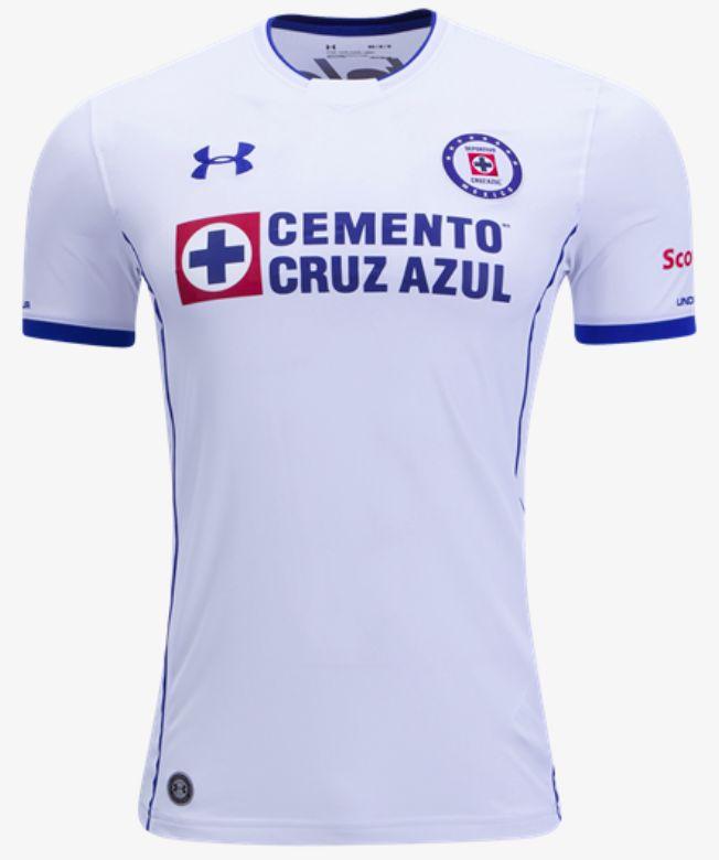 Cruz Azul F.C. Away Jersey 17/18