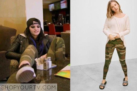 Wwe total divas season 4 episode 8 paige 39 s legging tv show fashion style and clothes - Fashion diva tv ...